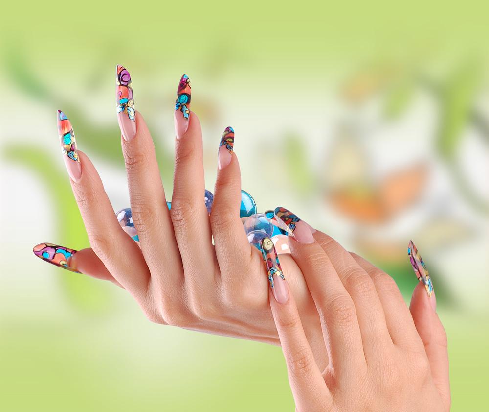Повышение квалификации по ногтевому сервису дизайн 132